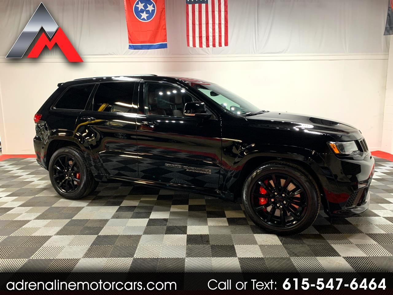 Jeep Grand Cherokee Trackhawk 4WD 2018