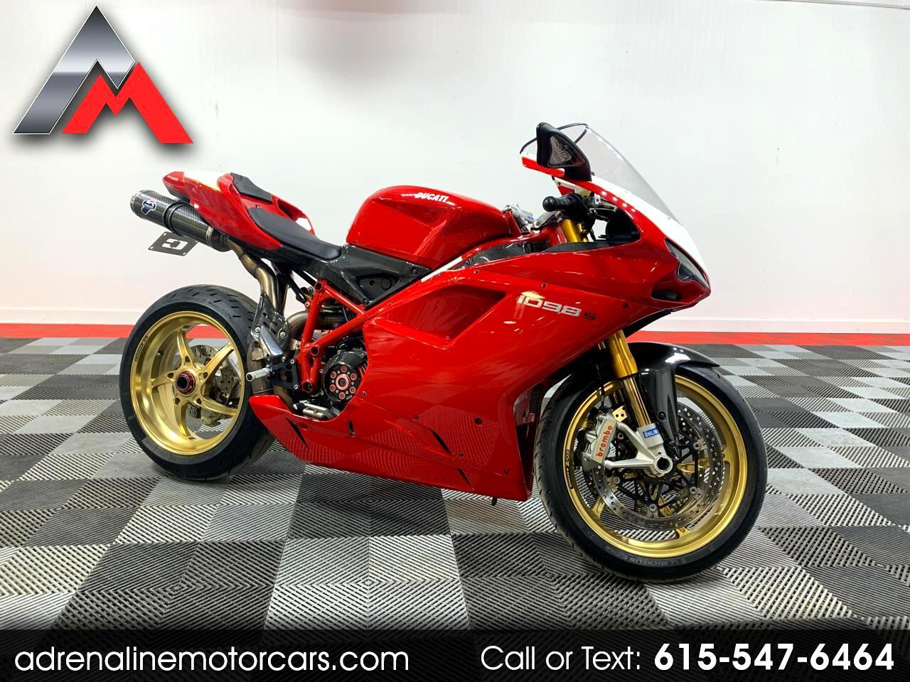 Ducati Superbike 1098  2008