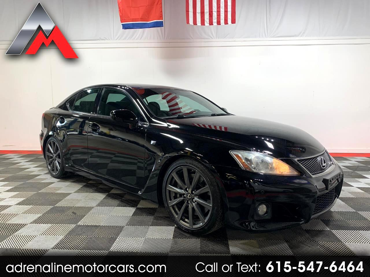 Lexus IS F 4dr Sdn 2008