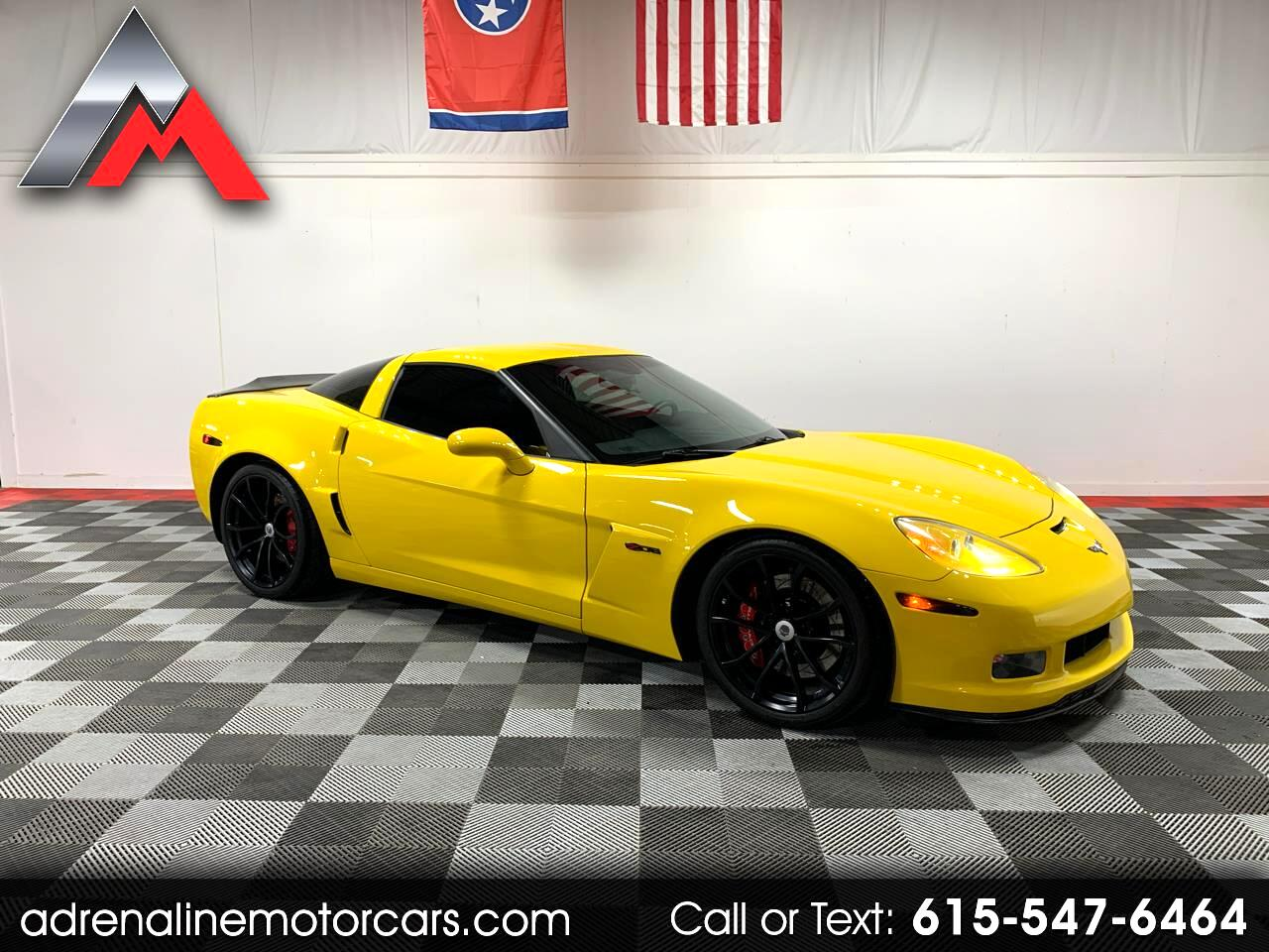 Chevrolet Corvette 3LZ Z06 Coupe 2013