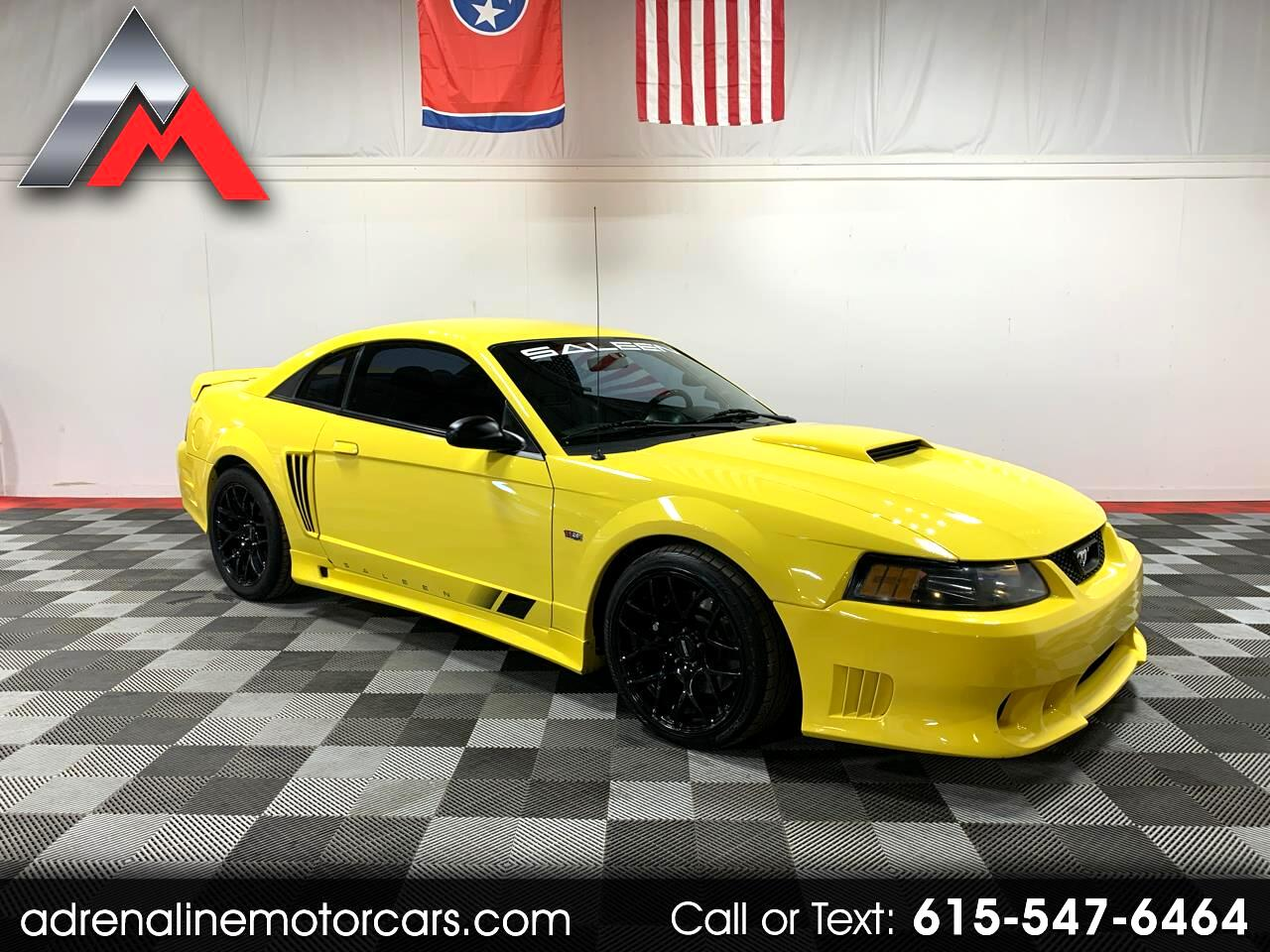 Ford Mustang S281 Saleen 2001