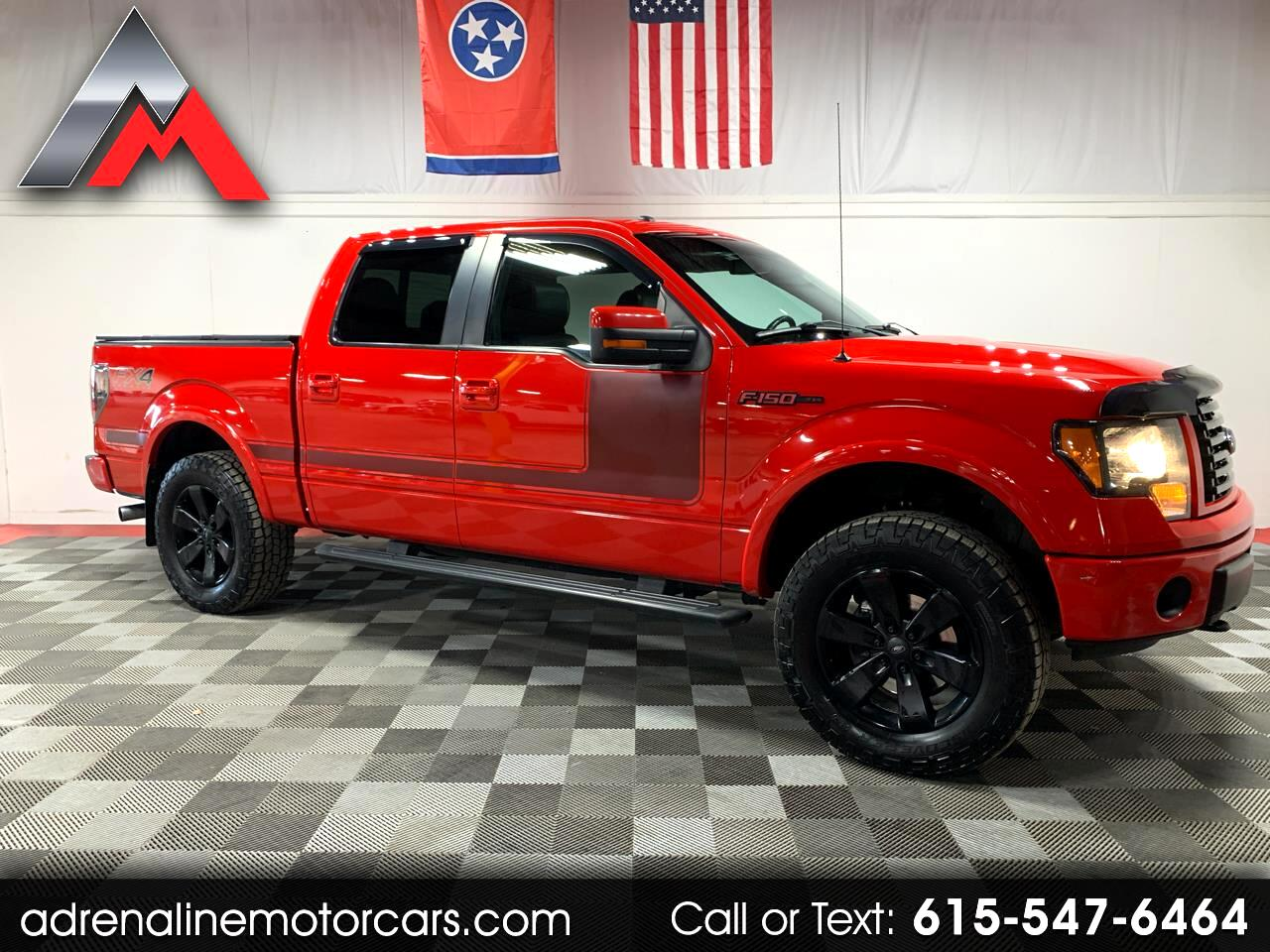 Ford F-150 FX4 4WD 2012