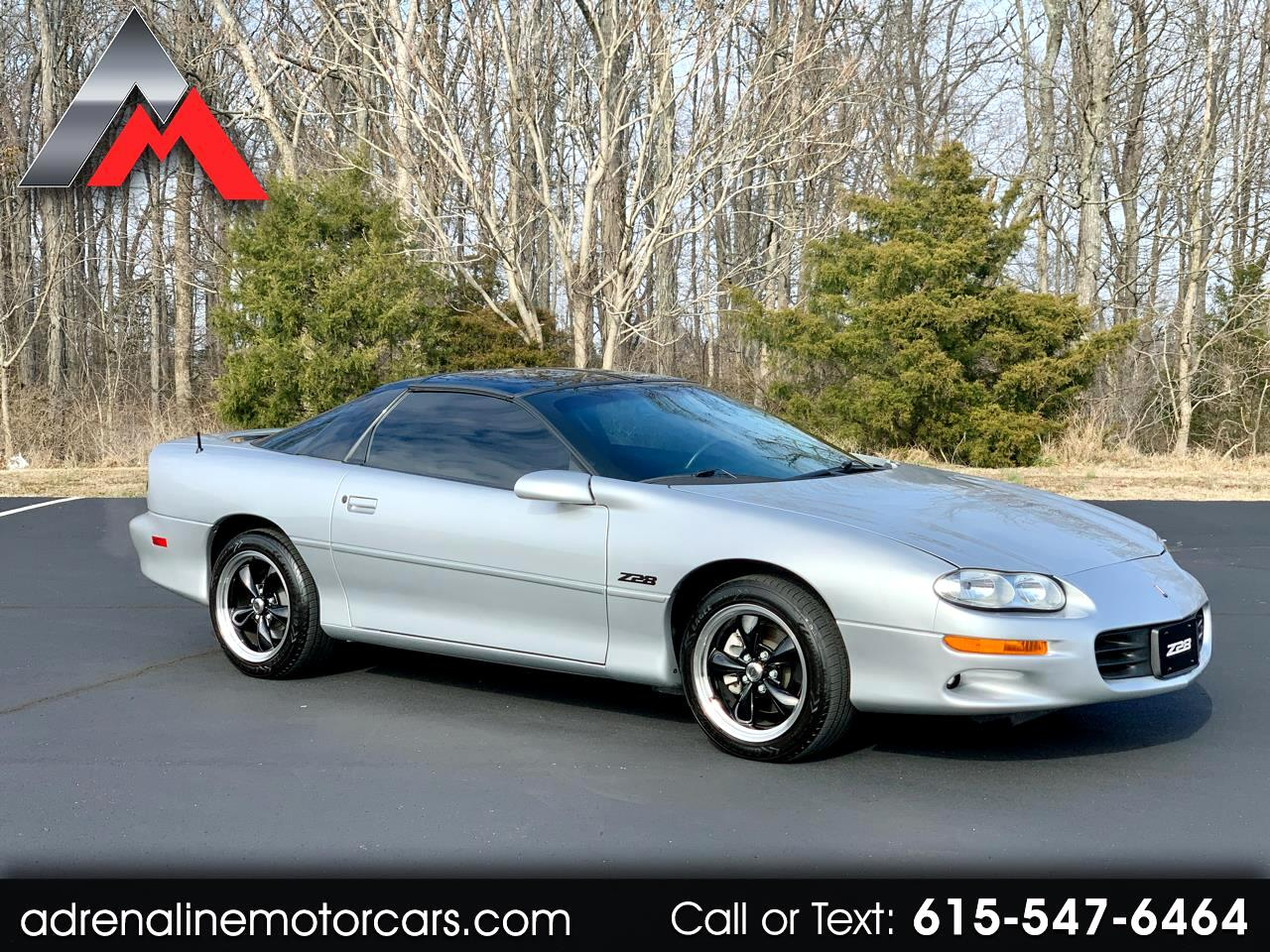 Chevrolet Camaro Z28 Coupe 2002