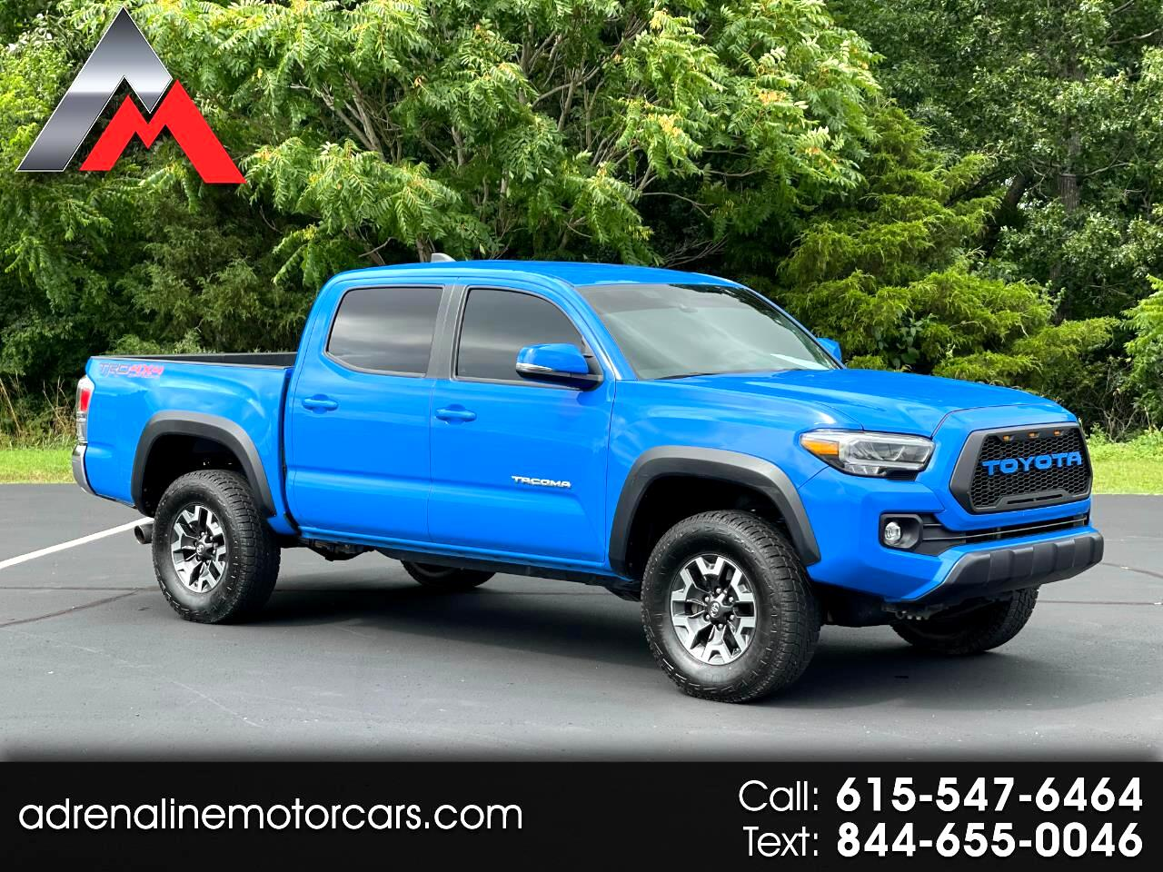 Toyota Tacoma TRD Offroad Double Cab 4WD V6 2020