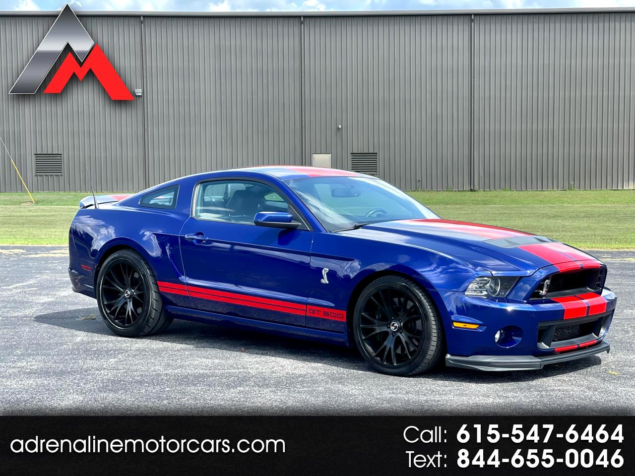 Ford Mustang Shelby GT500 2014