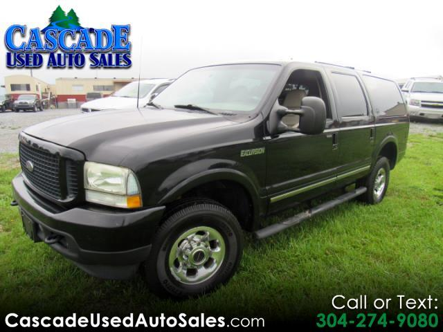 2003 Ford Excursion Limited 6.8L 4WD