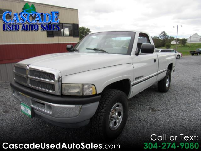 1995 Dodge Ram 1500 LT Reg. Cab 6.5-ft. Bed 4WD