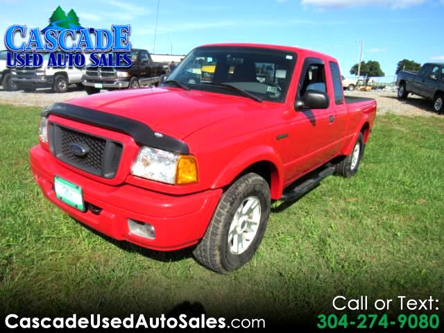 "2005 Ford Ranger 2dr Supercab 126"" WB Edge 4WD"