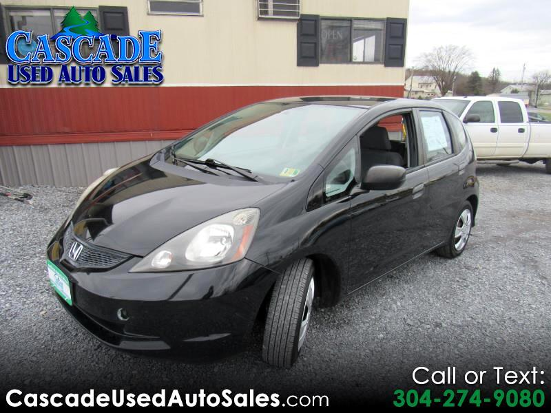 2011 Honda Fit 5-Speed AT