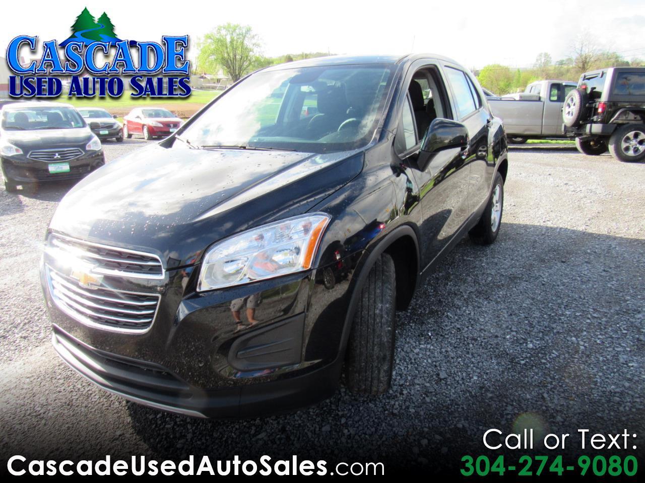 2016 Chevrolet Trax LS AWD