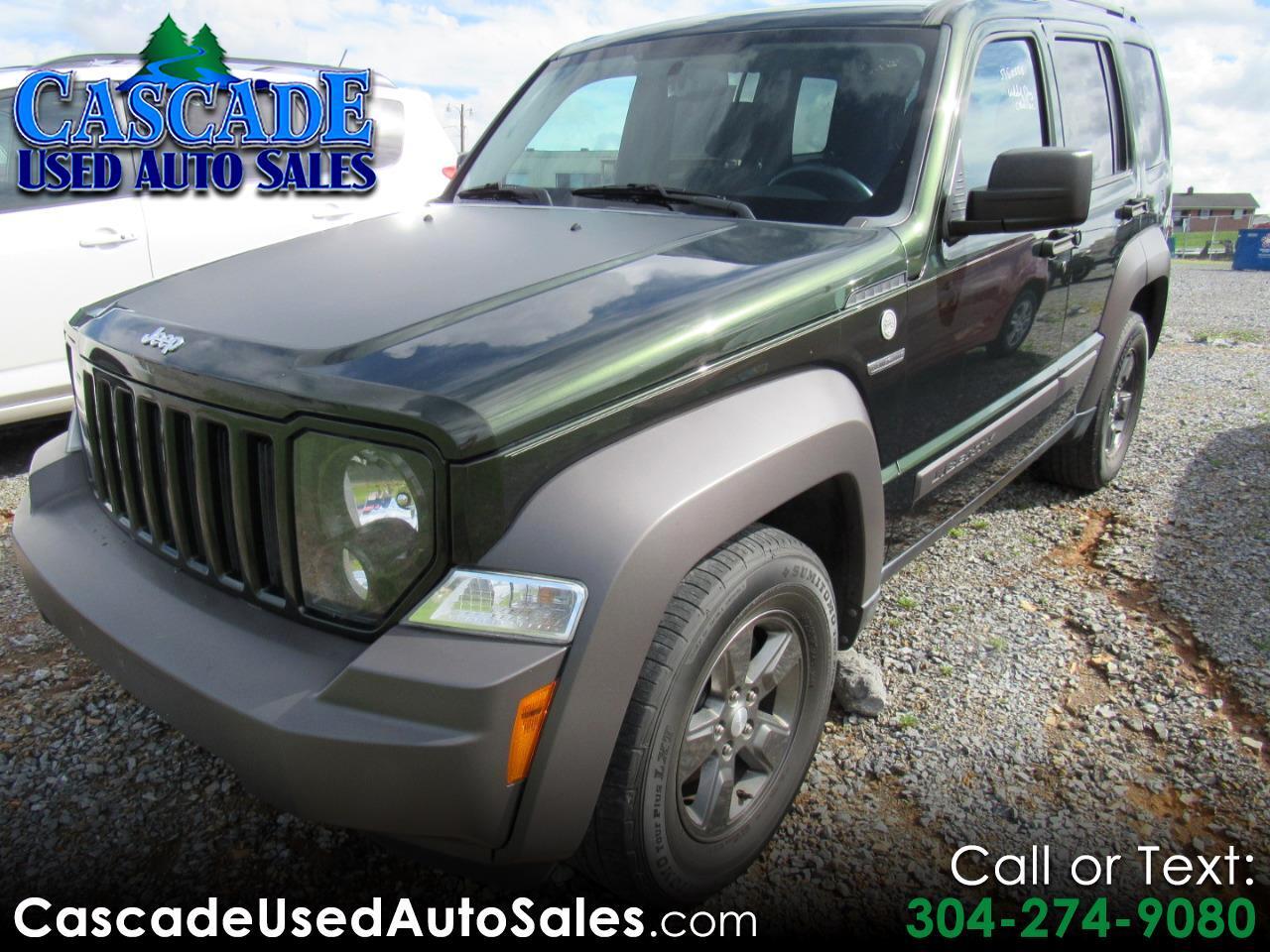 2011 Jeep Liberty Renegade 4WD