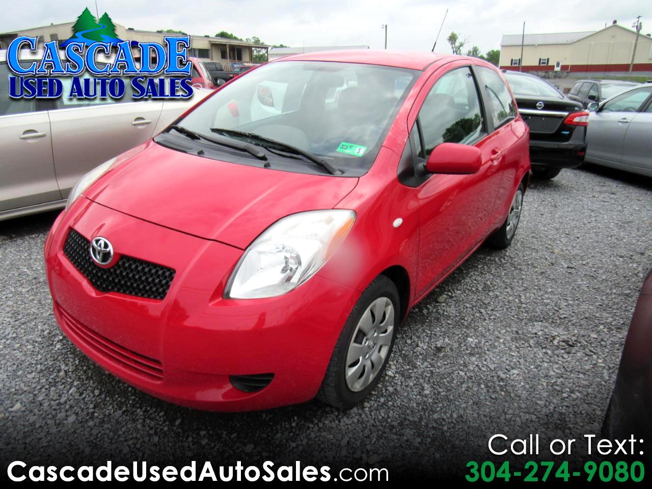2007 Toyota Yaris 3-Door Liftback