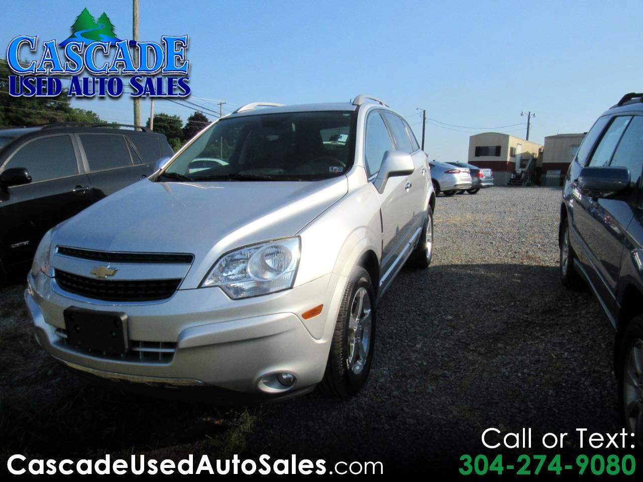 Chevrolet Captiva Sport LTZ AWD 2012