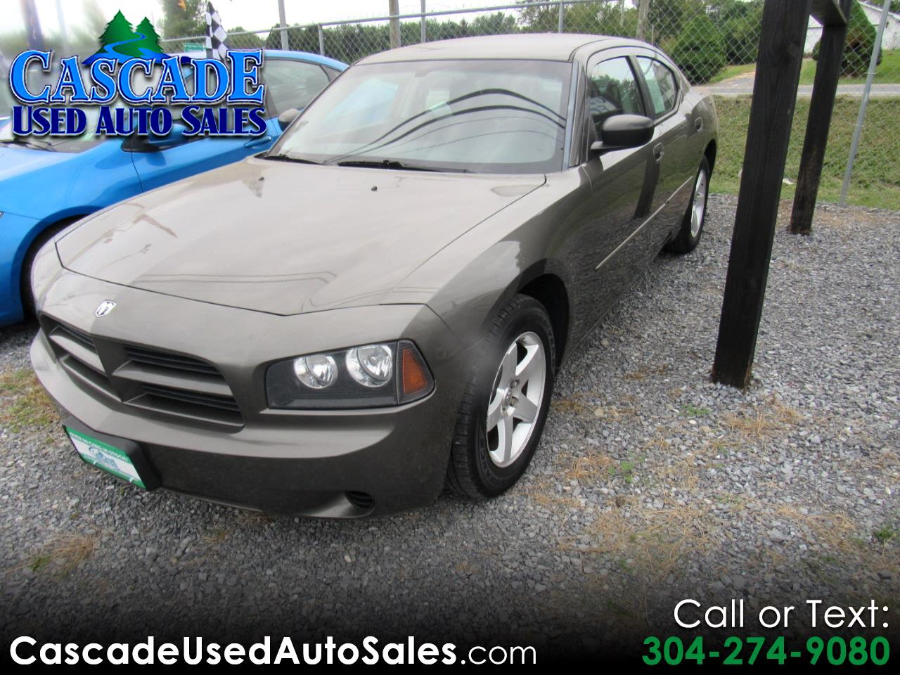 2008 Dodge Charger 4dr Sdn 4-Spd Auto RWD