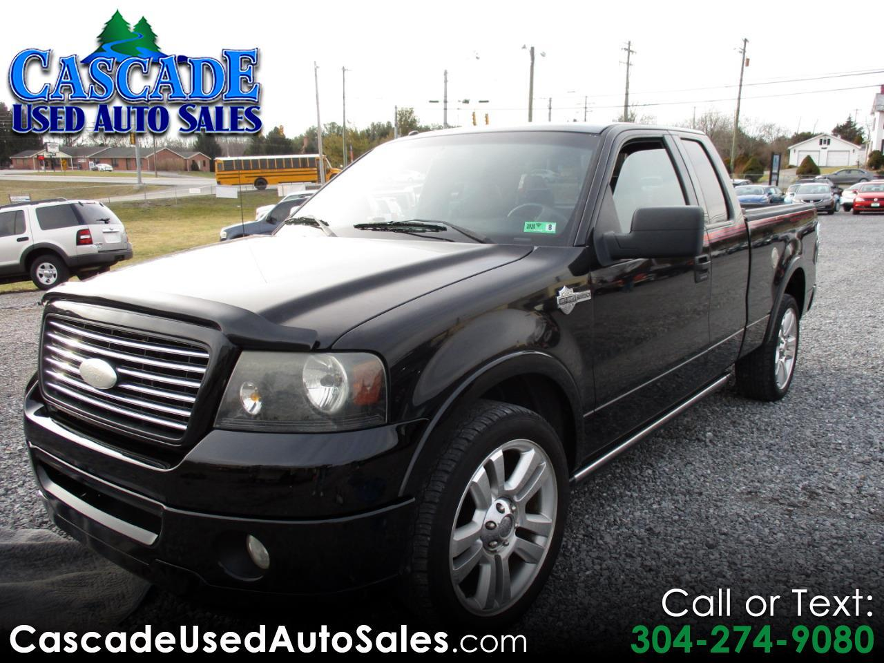 "Ford F-150 2WD SuperCrew 139"" Harley-Davidson 2006"