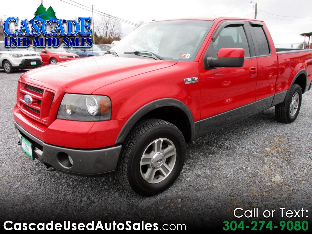 """Ford F-150 4WD SuperCab 133"""" FX4 2007"""