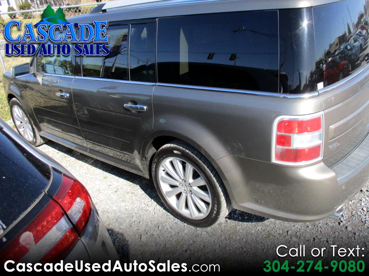 Ford Flex SEL AWD 2013