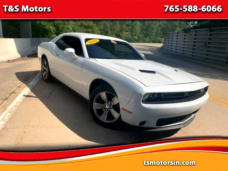 Dodge Challenger 2dr Cpe SXT 100th Anniversary Appearance Group 2015