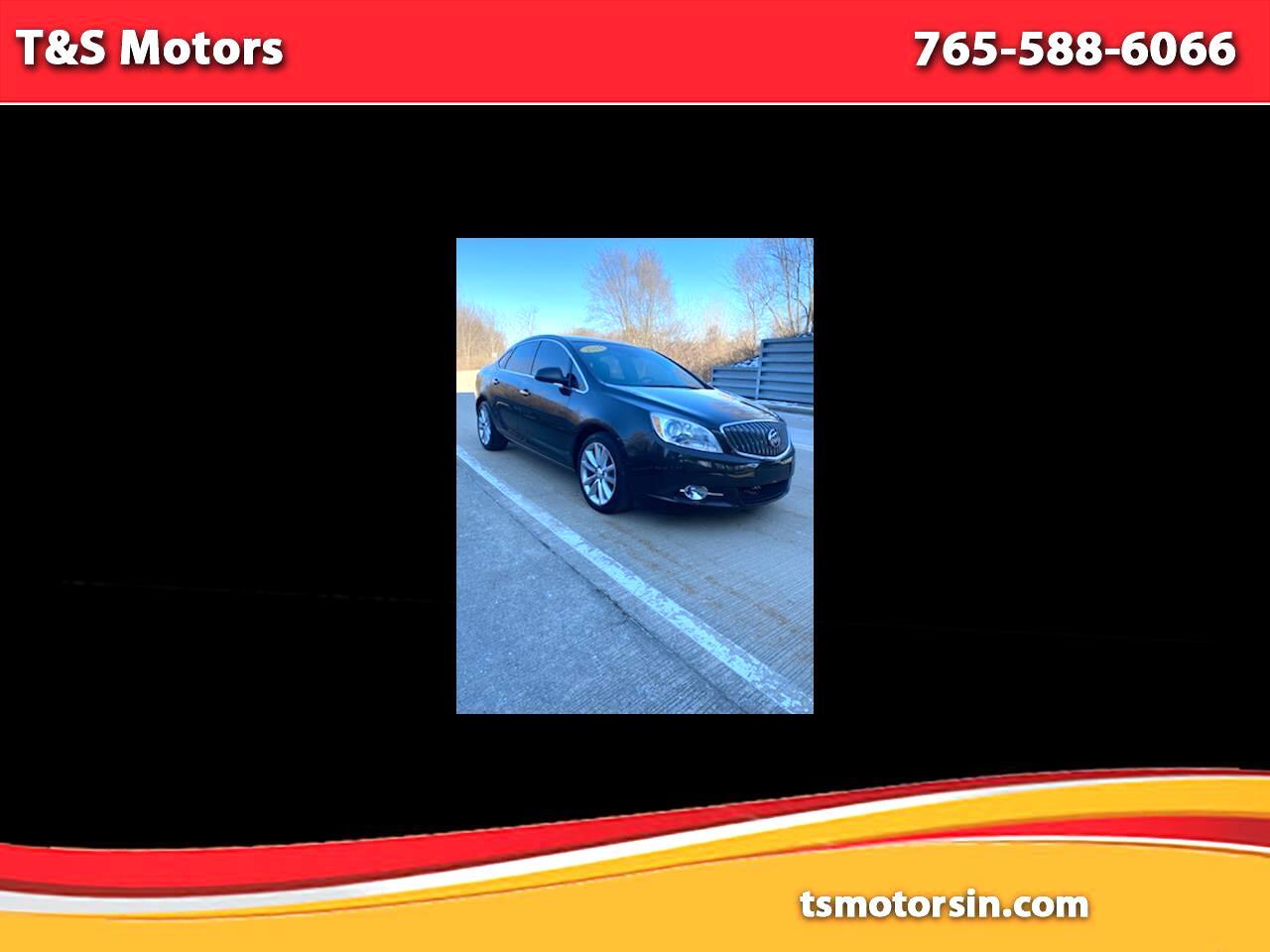 Buick Verano Convenience 2014