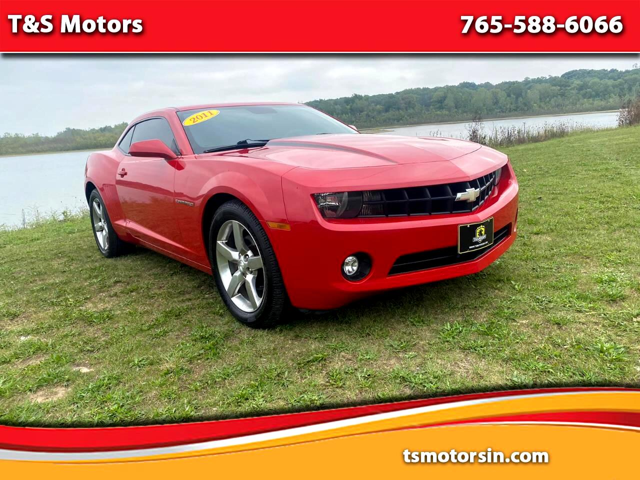 Chevrolet Camaro LT1 Coupe 2011