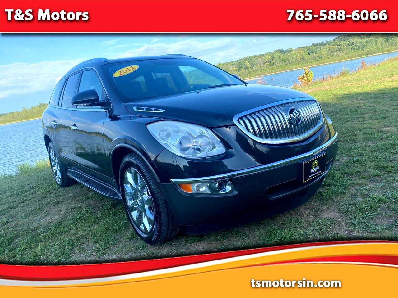 Buick Enclave CXL-2 AWD 2011