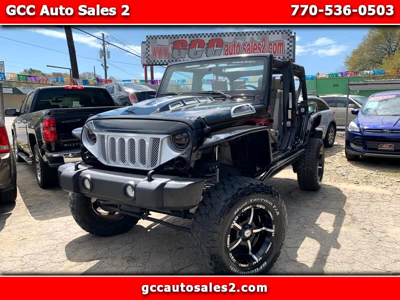 Jeep Wrangler Unlimited X 2WD 2007