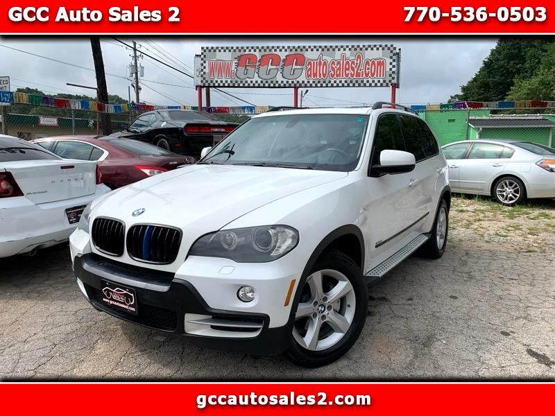 2008 Bmw X5 3.0 Si >> Used 2008 Bmw X5 3 0si For Sale In Gainesville Ga 30501 Gcc