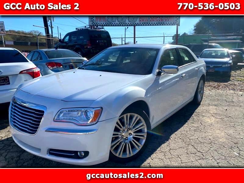 Chrysler 300 C RWD 2011