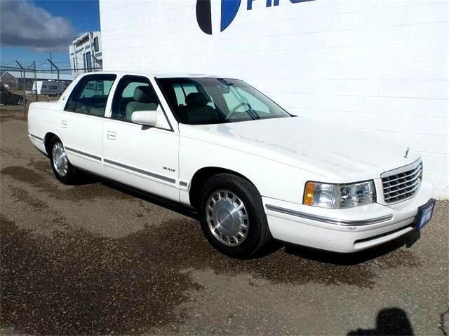 1997 Cadillac DeVille Base
