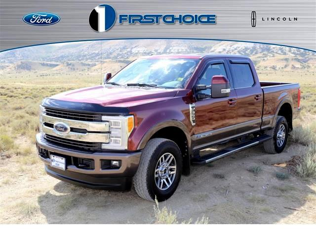 2017 Ford F-350 SD King Ranch