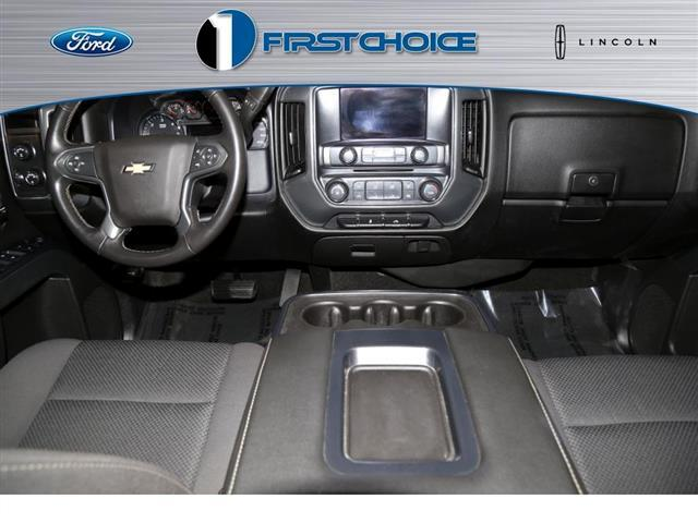 used 2017 chevrolet silverado 1500 lt for sale in rock springs wy 82901 first choice ford. Black Bedroom Furniture Sets. Home Design Ideas