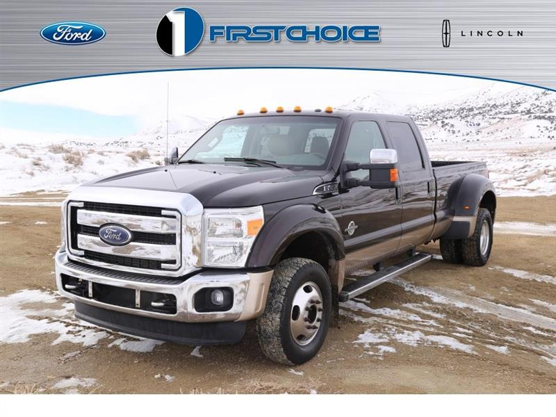 2014 Ford F-450 SD Lariat