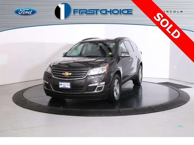 2015 Chevrolet Traverse 2LT