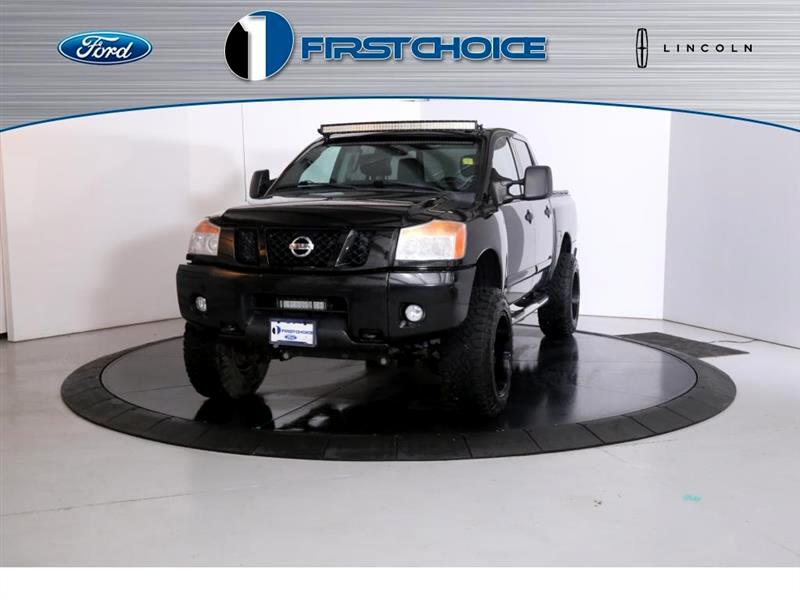 2012 Nissan Titan PRO