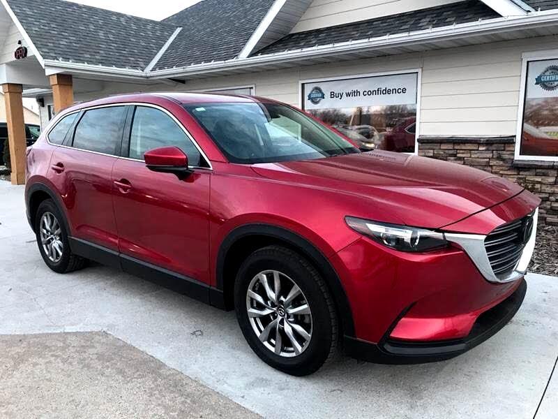 Mazda CX-9 Touring FWD 2018