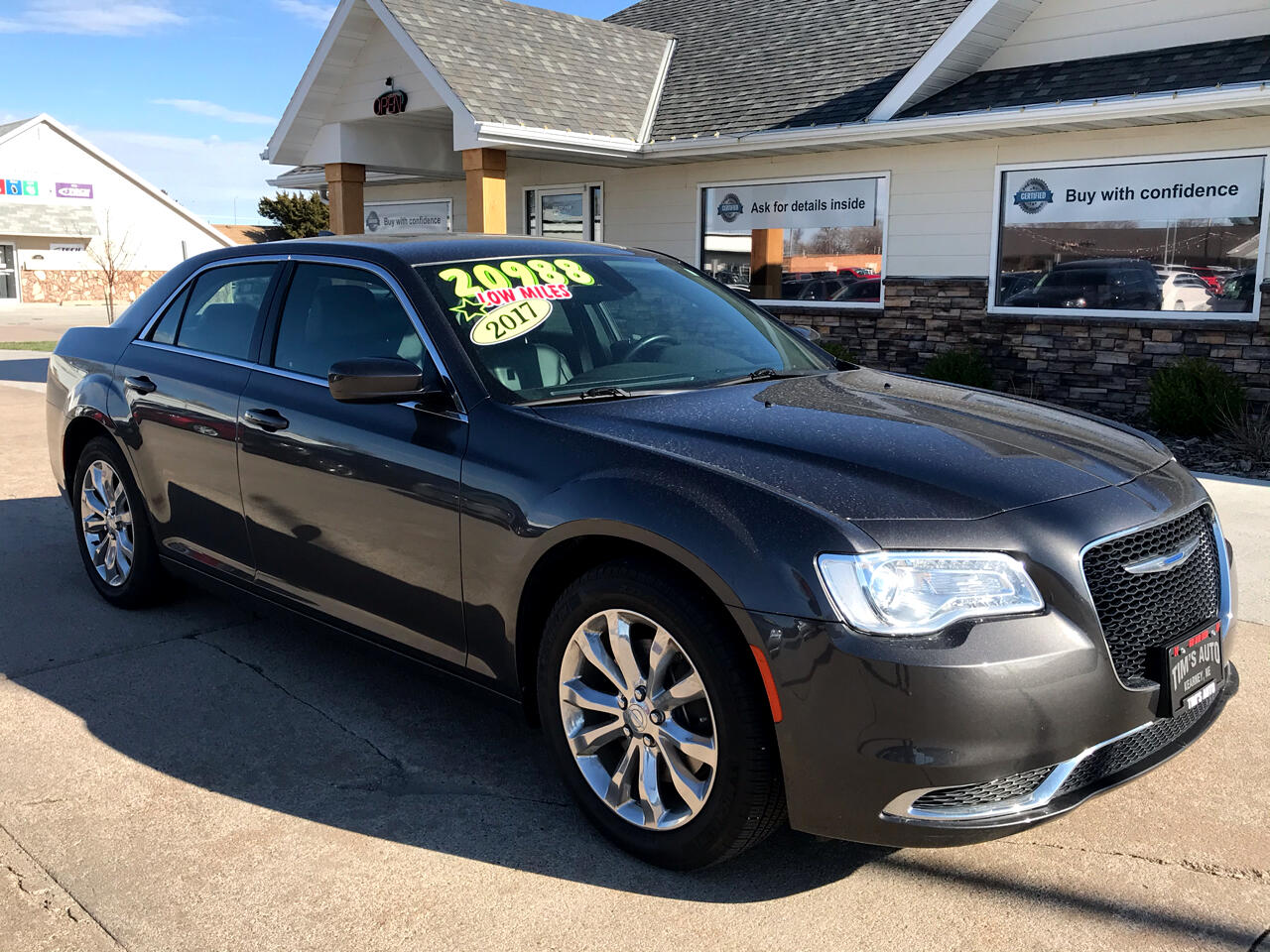 Chrysler 300 Limited AWD 2017