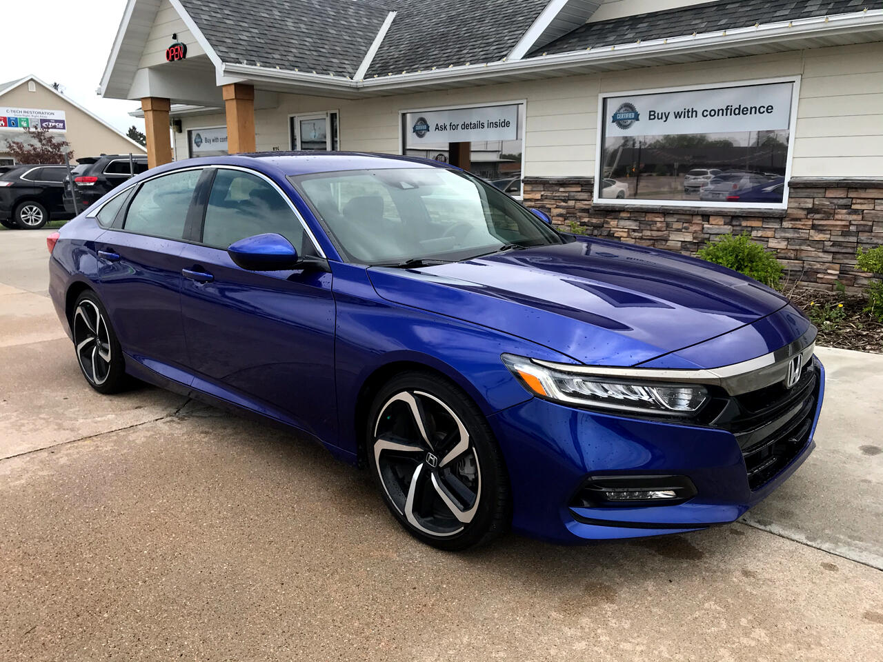 Honda Accord Sedan Sport 1.5T CVT 2019