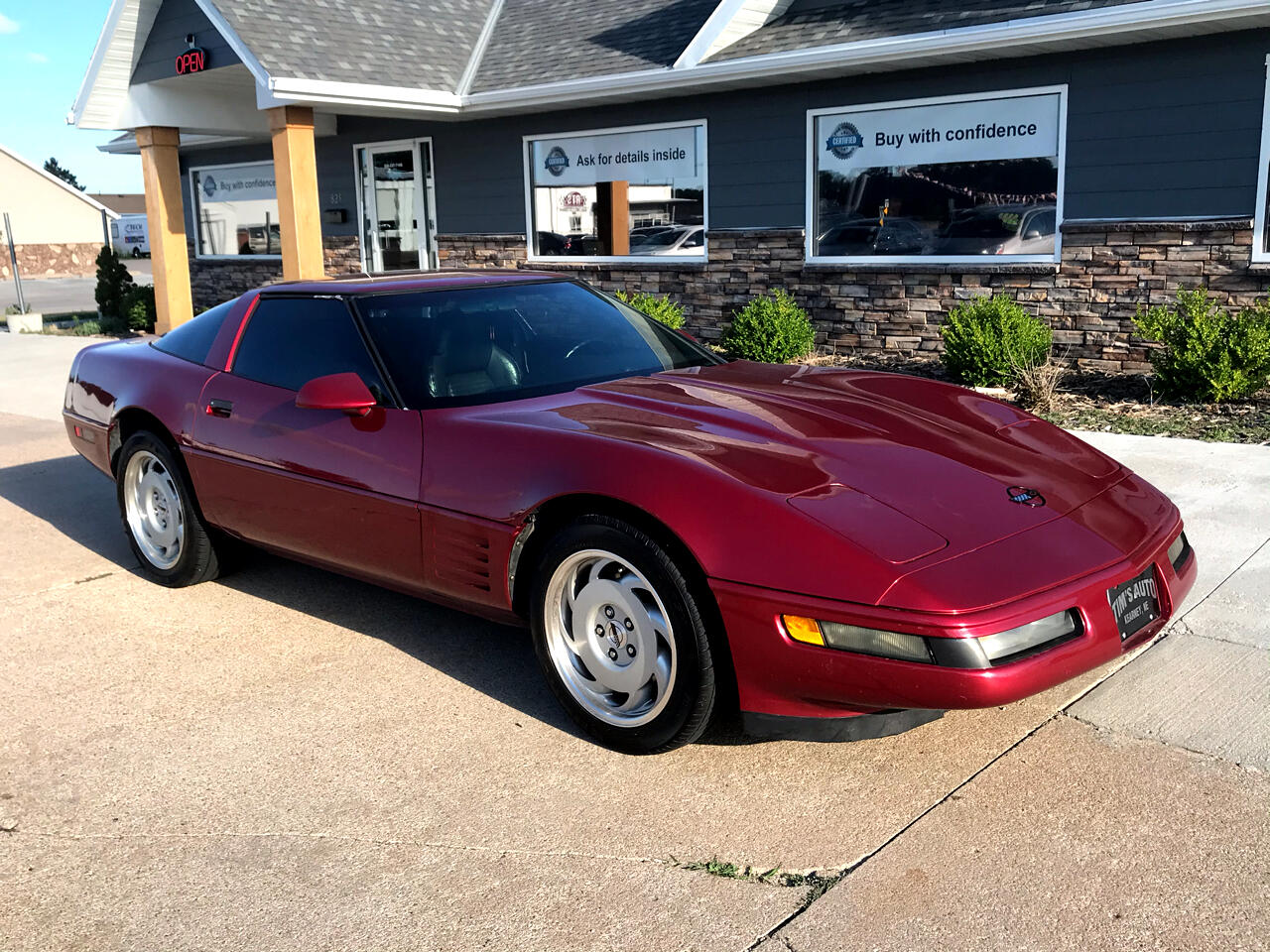 Chevrolet Corvette 2dr Coupe Hatchback 1994