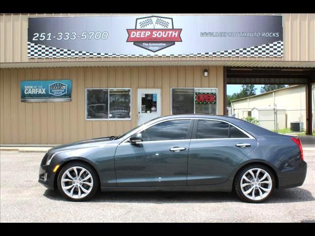2013 Cadillac ATS 2.0L Performance RWD