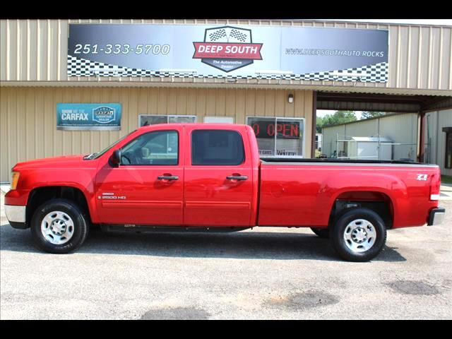 2008 GMC Sierra 2500HD SLE2 Crew Cab Std. Box 4WD