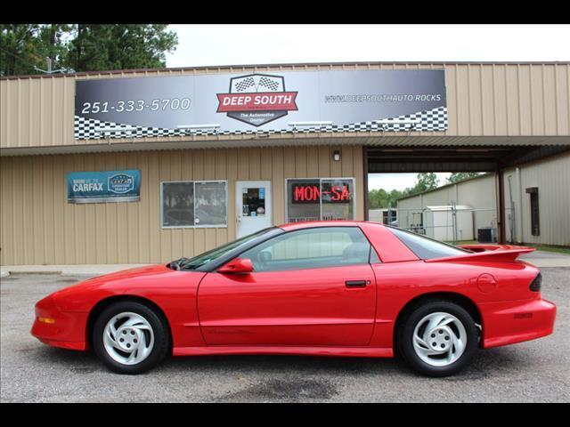 1994 Pontiac Firebird 2dr Coupe Trans Am