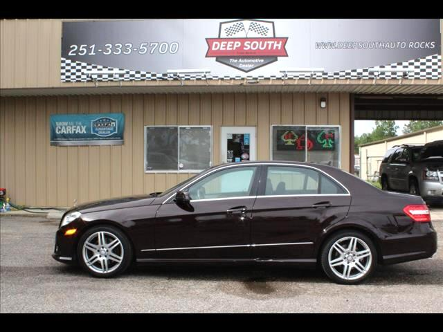 2010 Mercedes-Benz E-Class 4dr Sdn E 350 Luxury RWD