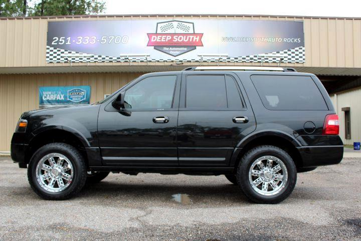 2012 Ford Expedition 4WD 4dr Limited