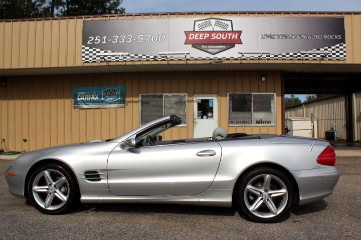 2005 Mercedes-Benz SL-Class 2dr Roadster 5.0L