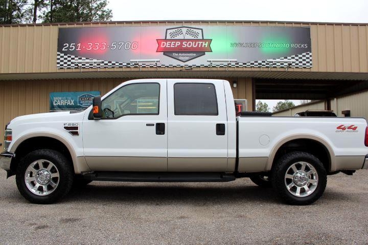 "2008 Ford Super Duty F-250 SRW 4WD Crew Cab 156"" XL"