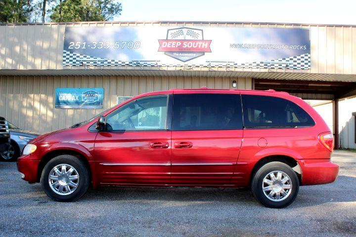 2004 Chrysler Town & Country 4dr Limited FWD