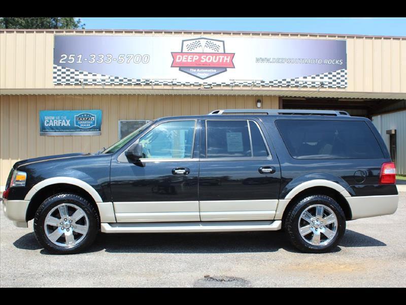 2010 Ford Expedition EL 2WD 4dr Eddie Bauer