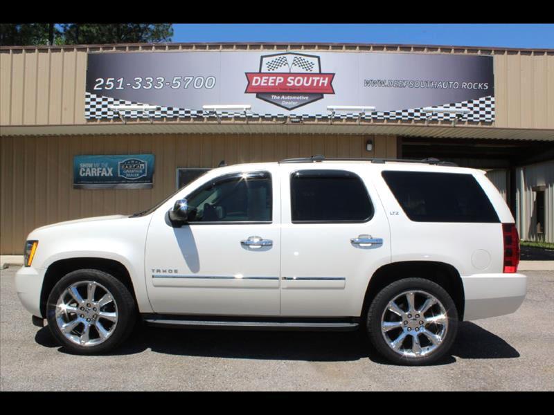 2013 Chevrolet Tahoe 2WD 4dr 1500 LTZ