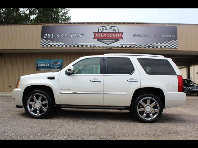 Used Tires Mobile Al >> Used 2010 Cadillac Escalade 2wd 4dr Premium For Sale In Mobile Al