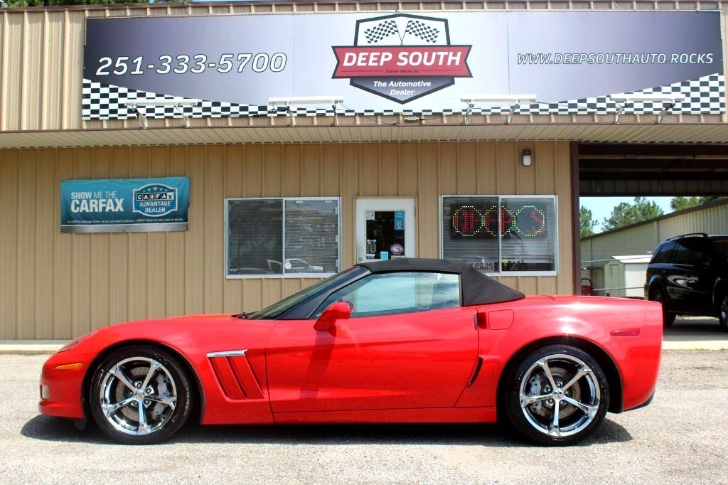 Chevrolet Corvette GS LT3 2010